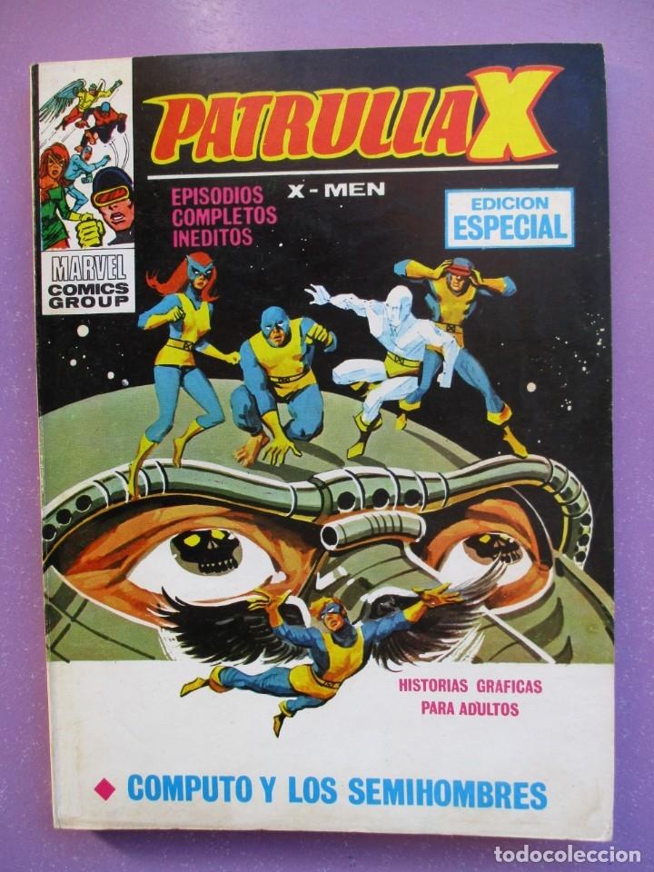 PATRULLA X Nº 21 VERTICE TACO ¡¡¡ MUY BUEN ESTADO !!!! 1ª EDICION (Tebeos y Comics - Vértice - V.1)