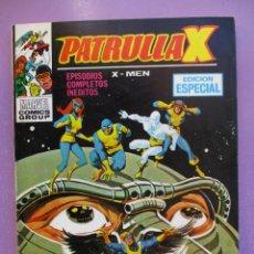Cómics: PATRULLA X Nº 21 VERTICE TACO ¡¡¡ MUY BUEN ESTADO !!!! 1ª EDICION. Lote 180982895