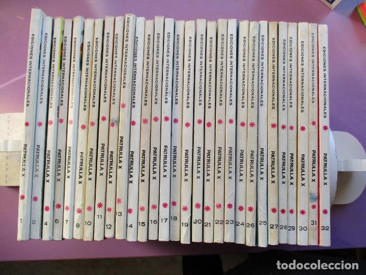 Cómics: PATRULLA X Nº 21 VERTICE TACO ¡¡¡ MUY BUEN ESTADO !!!! 1ª EDICION - Foto 2 - 180982895