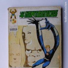 Cómics: LOS 4 FANTÁSTICOS. Nº 57. EL SECRETO DE LOS ETERNOS. EDICIONES VERTICE. 1973.. Lote 181036250