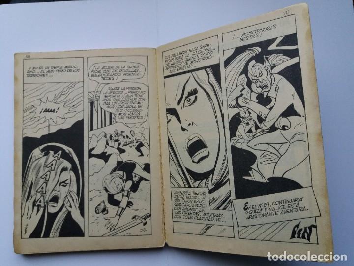 Cómics: LOS 4 FANTÁSTICOS. Nº 57. EL SECRETO DE LOS ETERNOS. EDICIONES VERTICE. 1973. - Foto 5 - 181036250