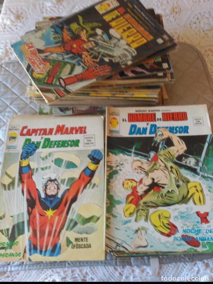 HÉROES MARVEL VOL 2 COLECCIÓN COMPLETA DE 67 NÚMEROS EN MUY BUEN ESTADO. VERTICE (Tebeos y Comics - Vértice - V.2)
