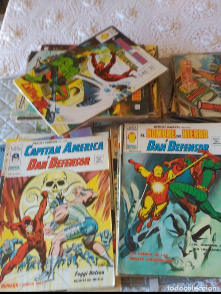 Cómics: Héroes Marvel Vol 2 Colección Completa de 67 números en MUY BUEN ESTADO. VERTICE - Foto 2 - 181135895