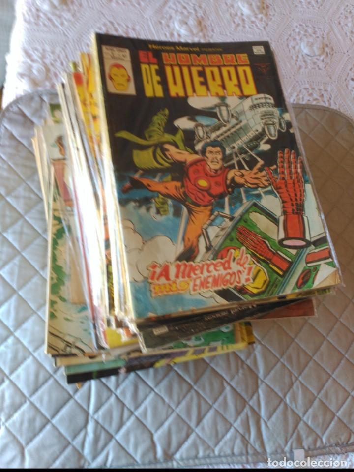 Cómics: Héroes Marvel Vol 2 Colección Completa de 67 números en MUY BUEN ESTADO. VERTICE - Foto 3 - 181135895