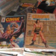 Cómics: CONAN VOL. 2 COMPLETA 43 NÚMEROS EN MUY BUEN ESTADO.. Lote 181142501