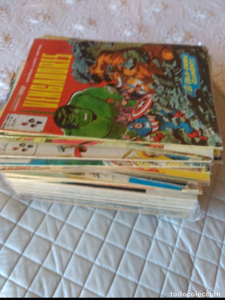 Cómics: Los Vengadores Vol.2 COMPLETA 50 números en MUY BUEN ESTADO.VERTICE - Foto 3 - 181143627