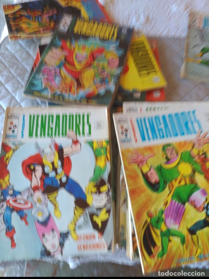 Cómics: Los Vengadores Vol.2 COMPLETA 50 números en MUY BUEN ESTADO.VERTICE - Foto 4 - 181143627