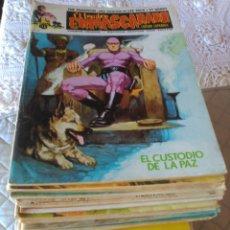 Cómics: EL HOMBRE ENMASCARADO VOL.1 COMPLETA 56 NÚMEROS EN MUY BUEN ESTADO.VERTICE. Lote 181145771