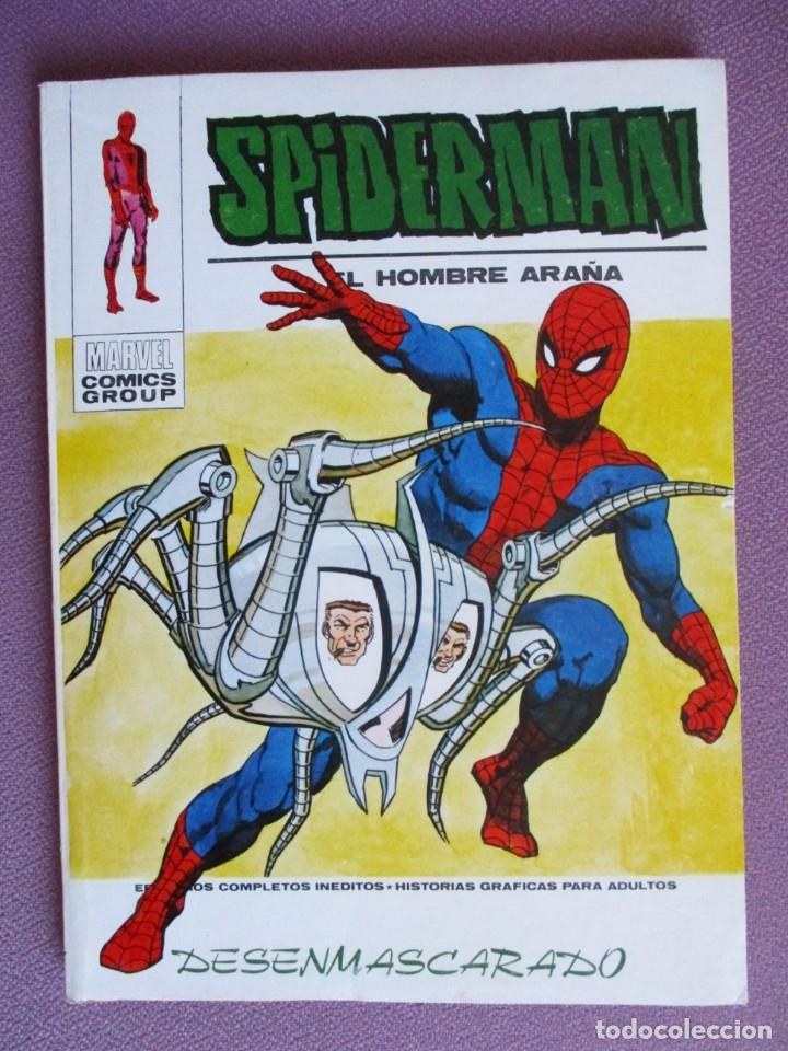 SPIDERMAN Nº 47 VERTICE TACO ¡¡¡¡MUY BUEN ESTADO !!!!!! (Tebeos y Comics - Vértice - V.1)