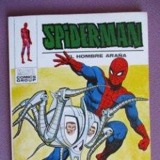 Cómics: SPIDERMAN Nº 47 VERTICE TACO ¡¡¡¡MUY BUEN ESTADO !!!!!! . Lote 181152896