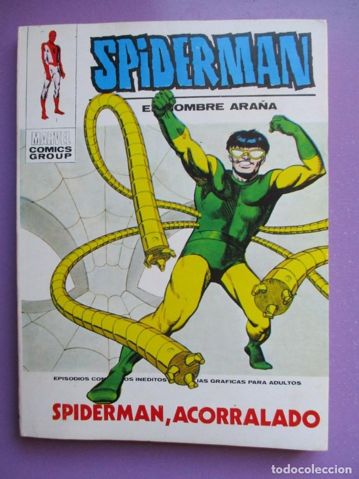 SPIDERMAN Nº 50 VERTICE TACO ¡¡¡¡MUY BUEN ESTADO !!!!!! (Tebeos y Comics - Vértice - V.1)