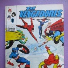Cómics: LOS VENGADORES Nº 52 VERTICE TACO ¡¡¡¡ BUEN ESTADO !!!!!!. Lote 181156150