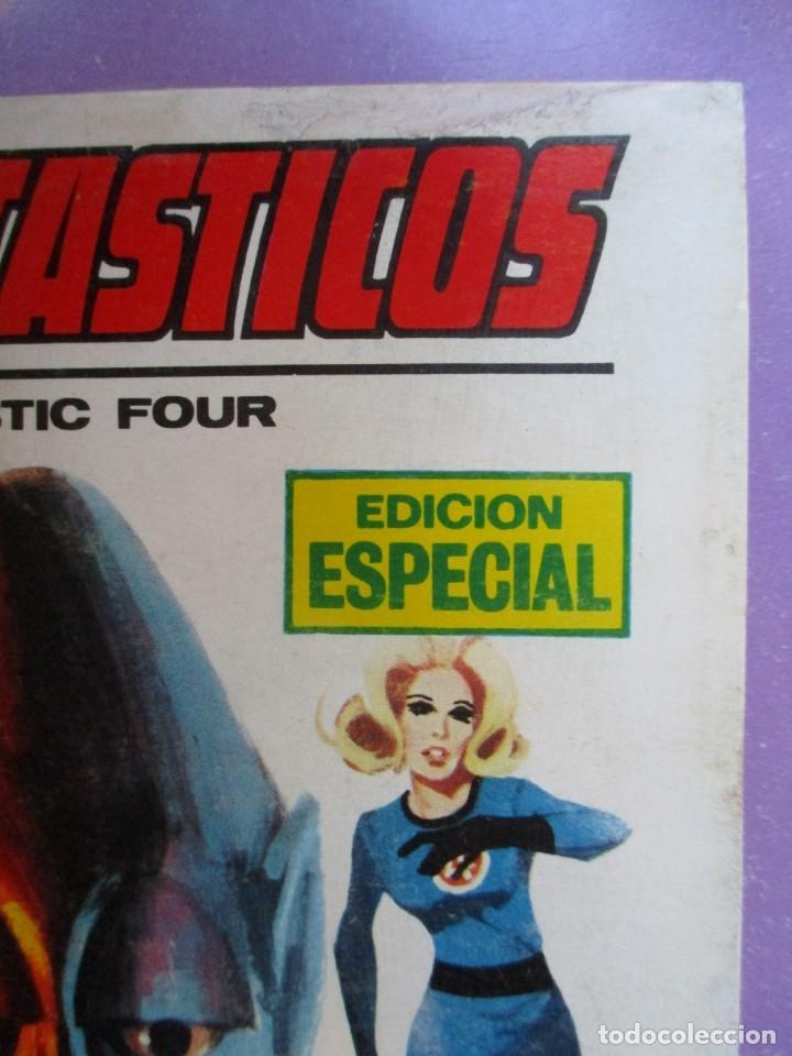 Cómics: LOS 4 FANTASTICOS Nº 6 VERTICE TACO ¡¡¡¡ BUEN ESTADO !!!!!! - Foto 2 - 181157192