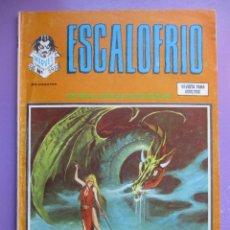 Cómics: ESCALOFRIO Nº 59 VERTICE ¡¡¡¡ BUEN ESTADO !!!!!!. Lote 181157356