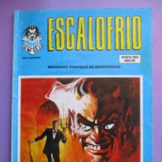 Cómics: ESCALOFRIO Nº 62 VERTICE ¡¡¡¡ BUEN ESTADO !!!!!!. Lote 181157473