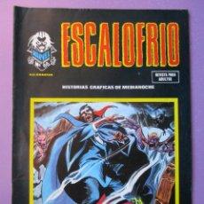 Cómics: ESCALOFRIO Nº 66 VERTICE ¡¡¡¡BASTANTE BUEN ESTADO !!!!!!. Lote 181157576