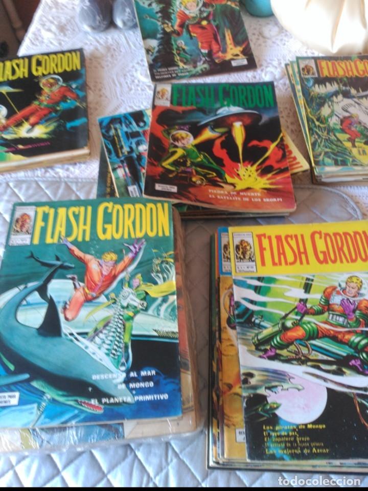 Cómics: Flash Gordon Vol. 1 COMPLETA 44 números - Foto 4 - 181191498