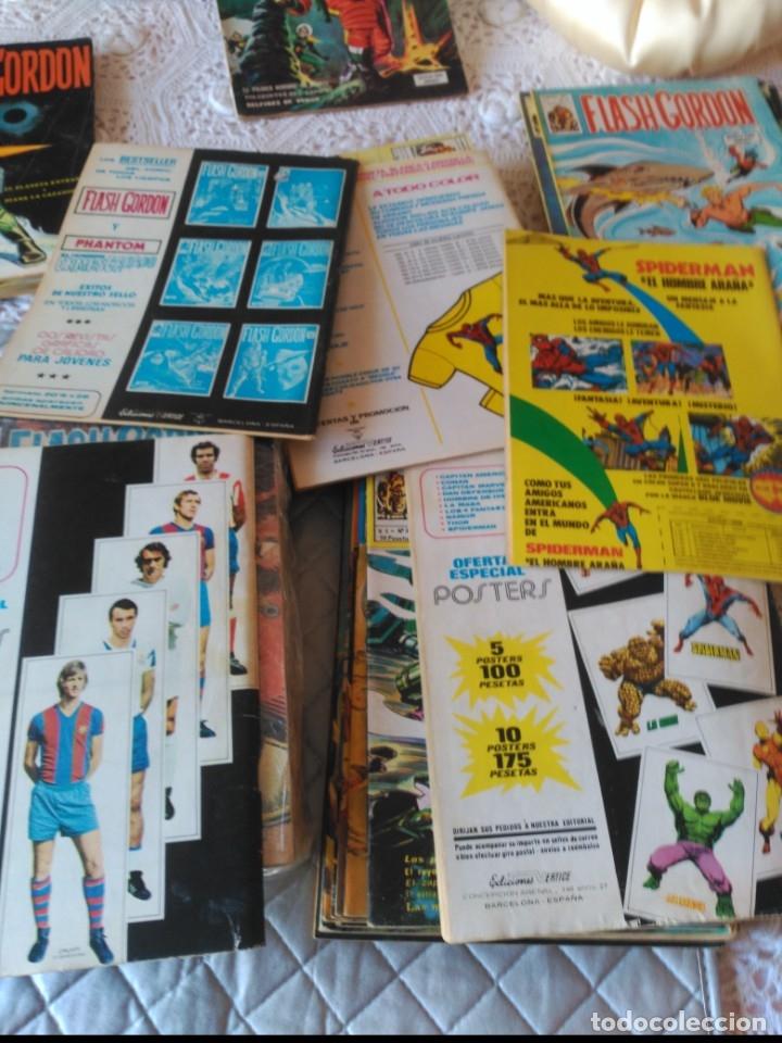 Cómics: Flash Gordon Vol. 1 COMPLETA 44 números - Foto 5 - 181191498