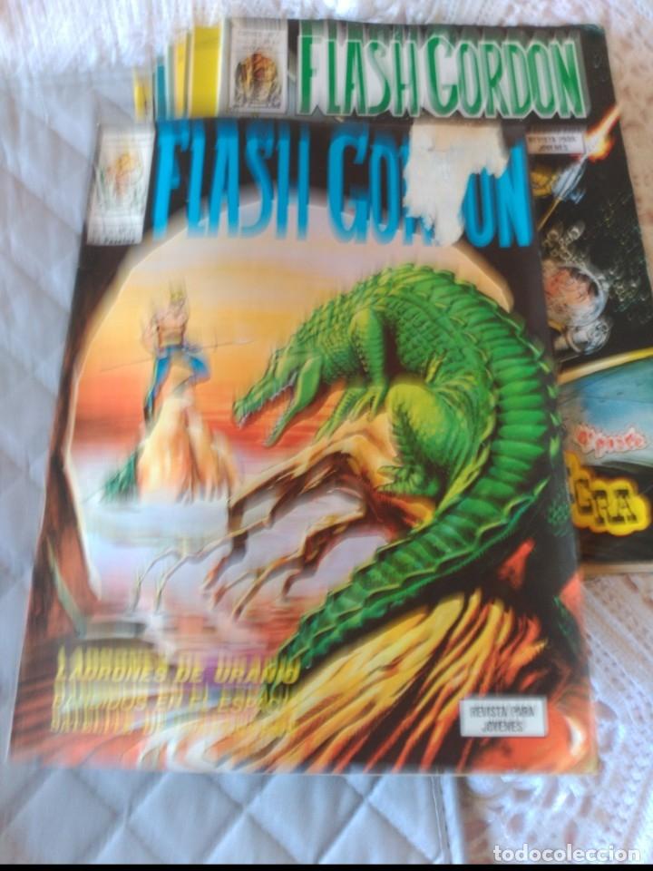 Cómics: Flash Gordon Vol. 1 COMPLETA 44 números - Foto 7 - 181191498