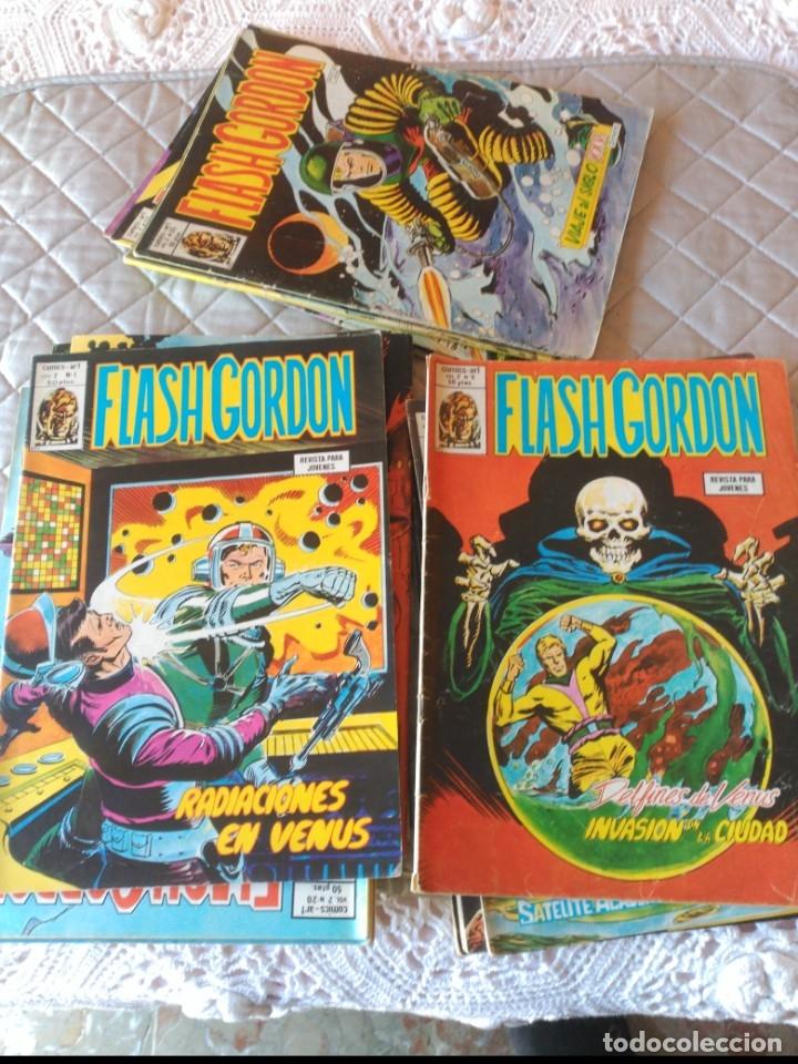 FLASH GORDON VOL. 2 26 NÚMEROS DEL 1 AL 25 Y EL Nº 31 (Tebeos y Comics - Vértice - Flash Gordon)
