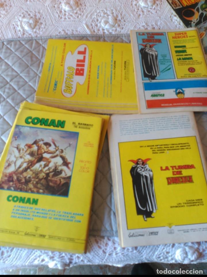 Cómics: Flash Gordon Vol. 2 26 números del 1 al 25 y el Nº 31 - Foto 3 - 181191751