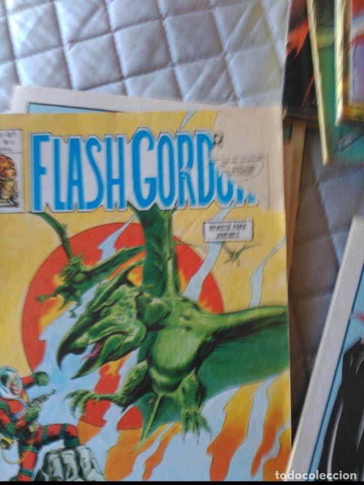 Cómics: Flash Gordon Vol. 2 26 números del 1 al 25 y el Nº 31 - Foto 5 - 181191751