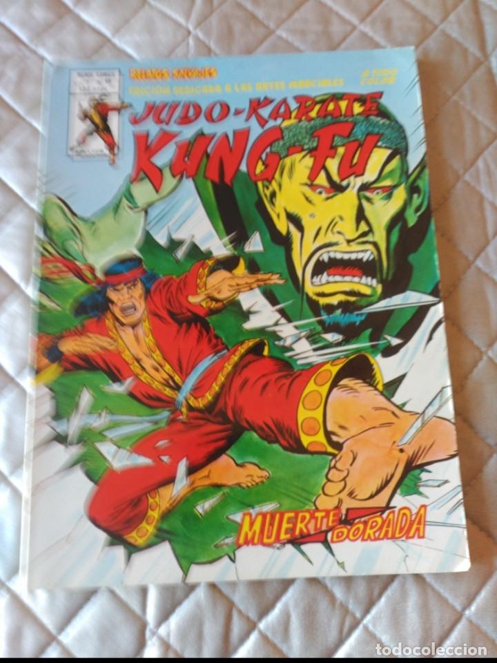ARTES MARCIALES SANG CHI KUNG FU RELATOS SALVAJES VOL.2 Nº 10 MUY BUEN ESTADO. VERTICE (Tebeos y Comics - Vértice - V.2)