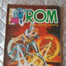 Cómics: ROM LÍNEA SURCO Nº 7 DIFÍCIL. Lote 181195252