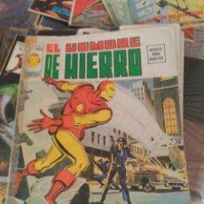 Cómics: EL HOMBRE DE HIERRO VOL.2 Nº2. Lote 181204551