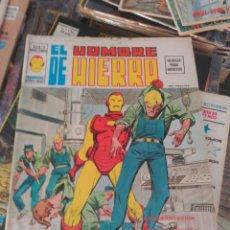 Cómics: EL HOMBRE DE HIERRO VOL.2 Nº4 MUY BUEN ESTADO. Lote 181204955