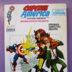 Cómics: CAPITAN AMERICA Nº 8 VERTICE TACO ¡¡¡¡ EXCELENTE ESTADO !!!!!!. Lote 181219378