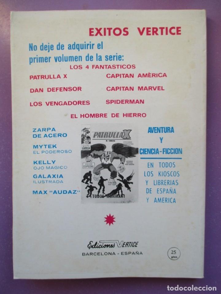 Cómics: CAPITAN AMERICA Nº 8 VERTICE TACO ¡¡¡¡ EXCELENTE ESTADO !!!!!! - Foto 3 - 181219378
