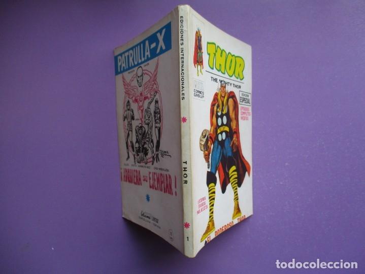 Cómics: THOR VERTICE TACO ¡¡¡¡MUY BUEN ESTADO !!!!!! COLECCION COMPLETA - Foto 7 - 181222665