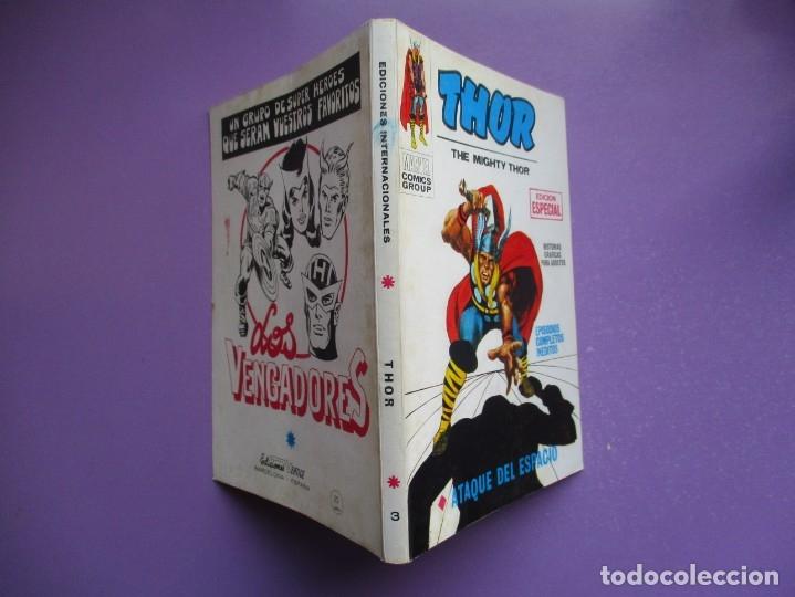 Cómics: THOR VERTICE TACO ¡¡¡¡MUY BUEN ESTADO !!!!!! COLECCION COMPLETA - Foto 14 - 181222665