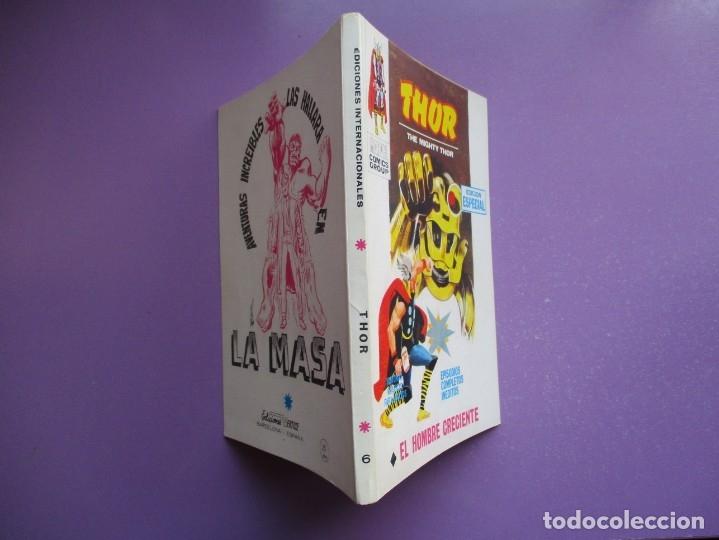 Cómics: THOR VERTICE TACO ¡¡¡¡MUY BUEN ESTADO !!!!!! COLECCION COMPLETA - Foto 26 - 181222665