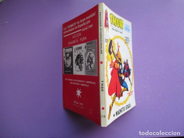 Cómics: THOR VERTICE TACO ¡¡¡¡MUY BUEN ESTADO !!!!!! COLECCION COMPLETA - Foto 54 - 181222665