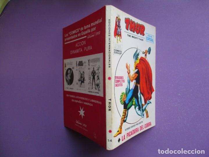 Cómics: THOR VERTICE TACO ¡¡¡¡MUY BUEN ESTADO !!!!!! COLECCION COMPLETA - Foto 58 - 181222665