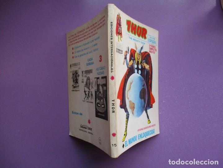 Cómics: THOR VERTICE TACO ¡¡¡¡MUY BUEN ESTADO !!!!!! COLECCION COMPLETA - Foto 62 - 181222665