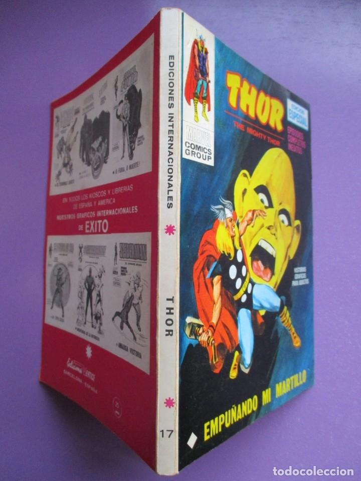 Cómics: THOR VERTICE TACO ¡¡¡¡MUY BUEN ESTADO !!!!!! COLECCION COMPLETA - Foto 70 - 181222665