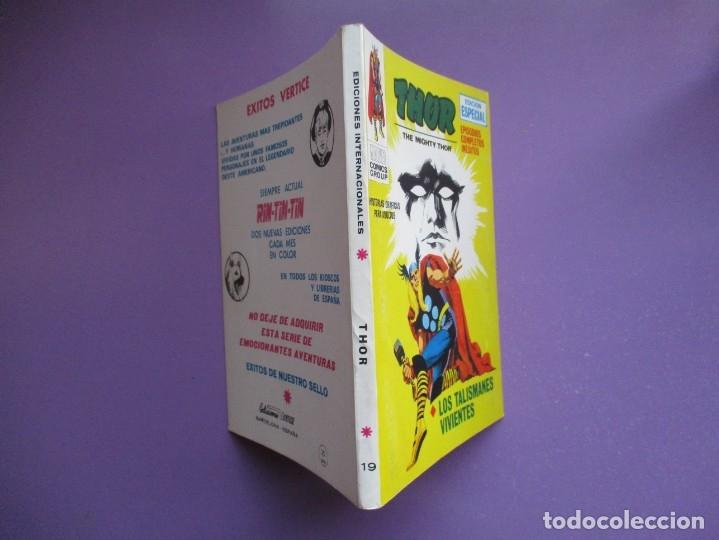 Cómics: THOR VERTICE TACO ¡¡¡¡MUY BUEN ESTADO !!!!!! COLECCION COMPLETA - Foto 78 - 181222665