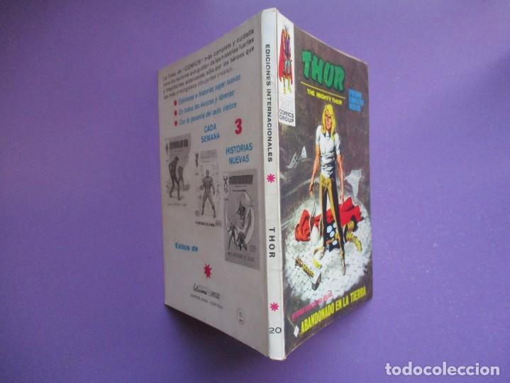 Cómics: THOR VERTICE TACO ¡¡¡¡MUY BUEN ESTADO !!!!!! COLECCION COMPLETA - Foto 82 - 181222665