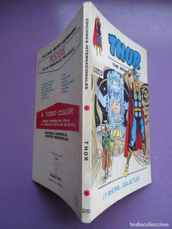 Cómics: THOR VERTICE TACO ¡¡¡¡MUY BUEN ESTADO !!!!!! COLECCION COMPLETA - Foto 108 - 181222665