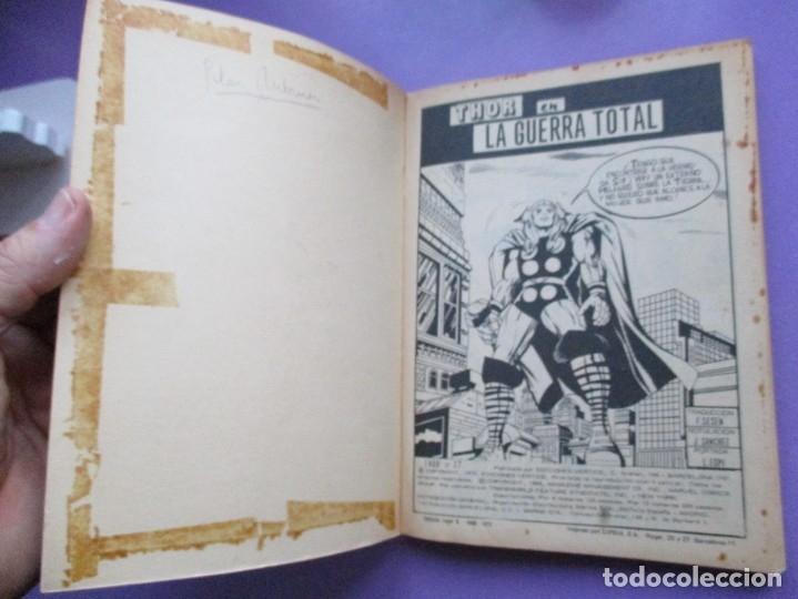 Cómics: THOR VERTICE TACO ¡¡¡¡MUY BUEN ESTADO !!!!!! COLECCION COMPLETA - Foto 114 - 181222665