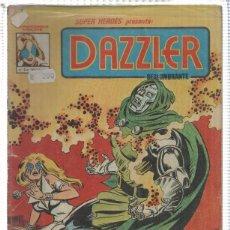 Cómics: MUNDICOMICS: SUPERHEROES NUMERO 2: DAZZLER: LAS JOYAS DE MUERTE. VERTICE.. Lote 181358500