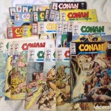 Cómics: VERTICE CONAN VOLUMEN DOS 36 NUMEROS DE 43.. Lote 181497452