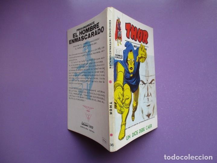Cómics: THOR VERTICE TACO ¡¡¡¡MUY BUEN ESTADO !!!!!! COLECCION COMPLETA - Foto 146 - 181222665