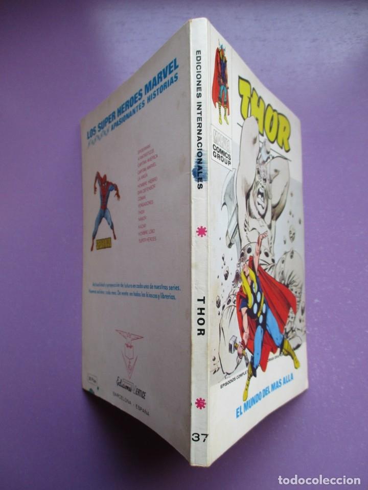 Cómics: THOR VERTICE TACO ¡¡¡¡MUY BUEN ESTADO !!!!!! COLECCION COMPLETA - Foto 150 - 181222665
