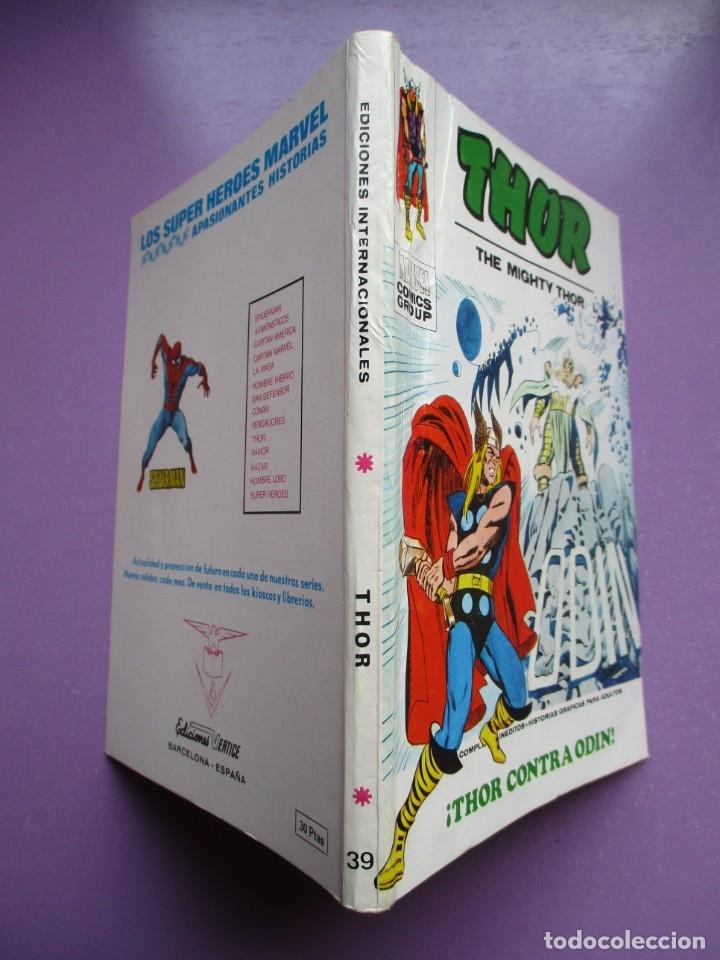 Cómics: THOR VERTICE TACO ¡¡¡¡MUY BUEN ESTADO !!!!!! COLECCION COMPLETA - Foto 160 - 181222665