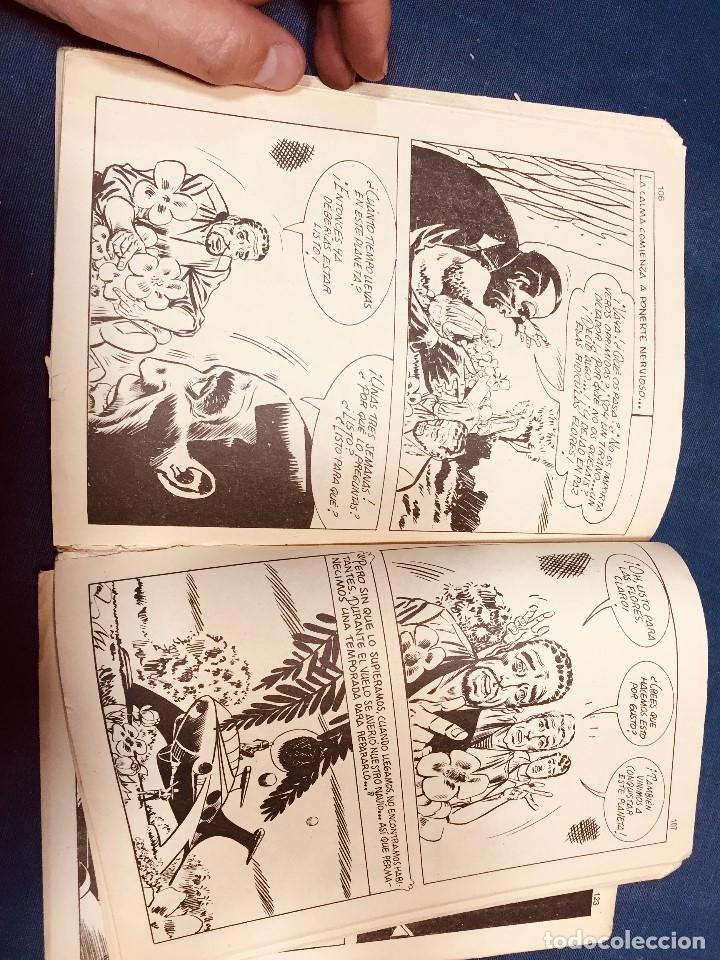 Cómics: selecciones marvel comics group vertice edicion especial suspense en el futuro buen estado 20,5x15c - Foto 3 - 181606631