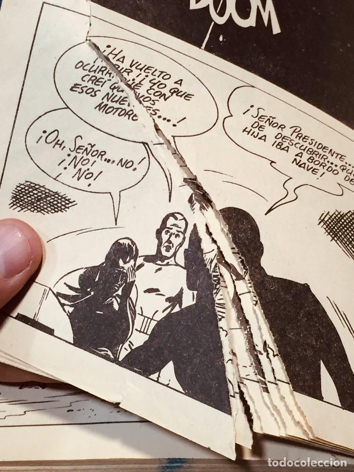 Cómics: selecciones marvel comics group vertice edicion especial suspense en el futuro buen estado 20,5x15c - Foto 4 - 181606631